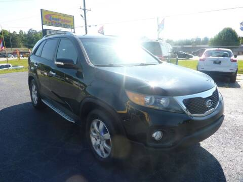 2012 Kia Sorento for sale at Roswell Auto Imports in Austell GA