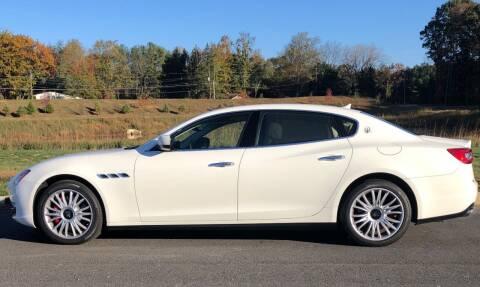 2014 Maserati Quattroporte for sale at Postorino Auto Sales in Dayton NJ