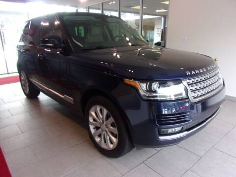 2015 Land Rover Range Rover for sale at Adams Auto Group Inc. in Charlotte NC