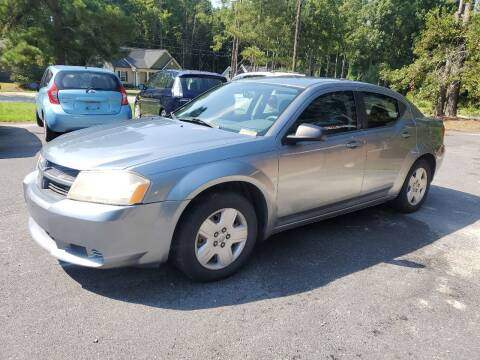 2008 Dodge Avenger for sale at Tri State Auto Brokers LLC in Fuquay Varina NC