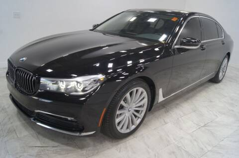 2018 BMW 7 Series for sale at Sacramento Luxury Motors in Carmichael CA