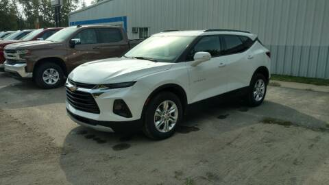 2019 Chevrolet Blazer for sale at Lee Chevrolet in Frankfort KS