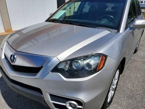 2011 Acura RDX for sale at Atlanta's Best Auto Brokers in Marietta GA