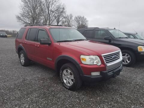 2007 Ford Explorer for sale at Ridgeway's Auto Sales - Buy Here Pay Here in West Frankfort IL