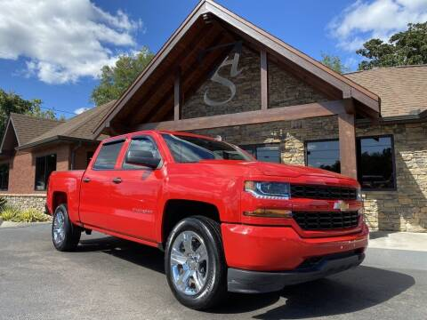 2018 Chevrolet Silverado 1500 for sale at Auto Solutions in Maryville TN