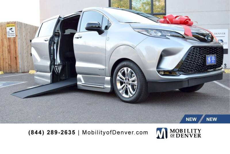 2021 Toyota Sienna for sale in Denver, CO