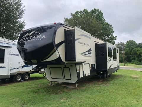 2016 FOR SALE!!! 2016 Montana HM362RD for sale at S & R RV Sales & Rentals, LLC in Marshall TX