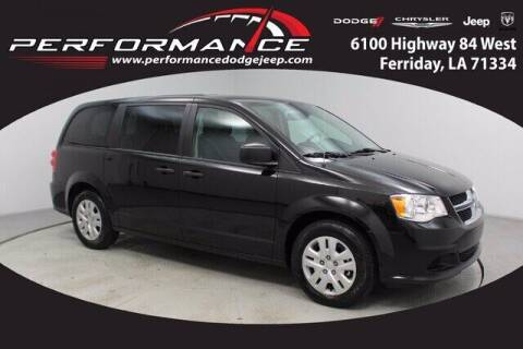 2020 Dodge Grand Caravan for sale at Performance Dodge Chrysler Jeep in Ferriday LA