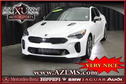 2018 Kia Stinger for sale at Luxury Motorsports in Phoenix AZ