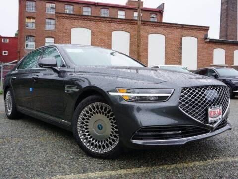 2022 Genesis G90 for sale at Mirak Hyundai in Arlington MA