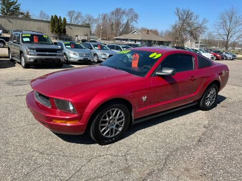 2009 Ford Mustang for sale at River Motors in Portage WI