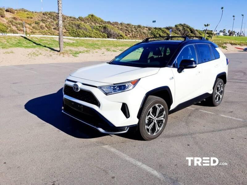 2021 Toyota RAV4 Prime for sale in Los Angeles, CA