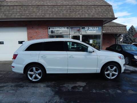 2009 Audi Q7 for sale at AUTOWORKS OF OMAHA INC in Omaha NE