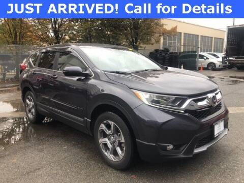 2017 Honda CR-V for sale at Honda of Seattle in Seattle WA