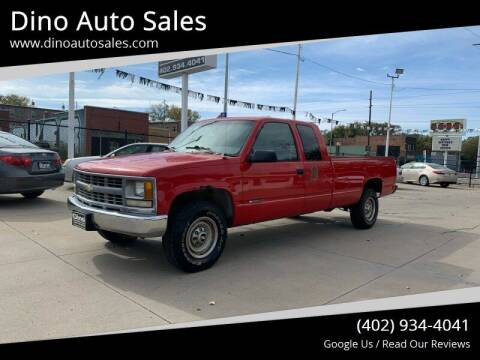 1995 Chevrolet C/K 2500 Series for sale at Dino Auto Sales in Omaha NE