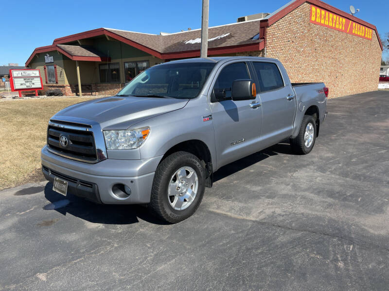 2012 Toyota Tundra for sale at Welcome Motor Co in Fairmont MN