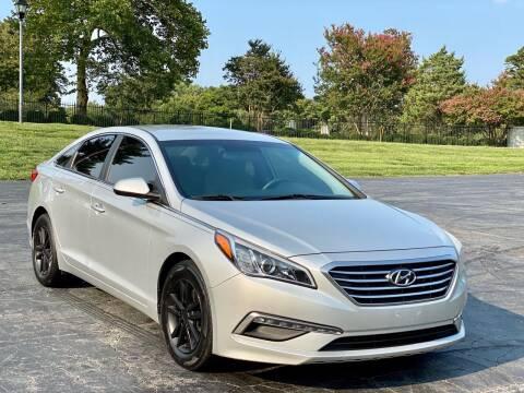 2015 Hyundai Sonata for sale at Sebar Inc. in Greensboro NC