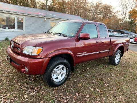 2004 Toyota Tundra for sale at Manny's Auto Sales in Winslow NJ