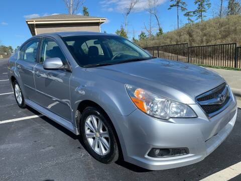 2012 Subaru Legacy for sale at LA 12 Motors in Durham NC