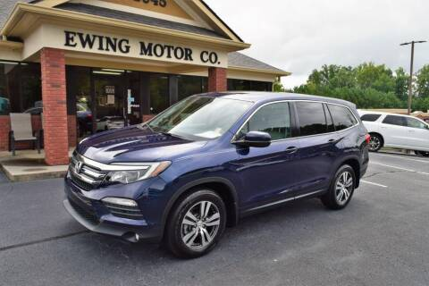 2017 Honda Pilot for sale at Ewing Motor Company in Buford GA