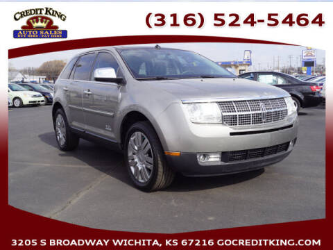 2008 Lincoln MKX for sale at Credit King Auto Sales in Wichita KS