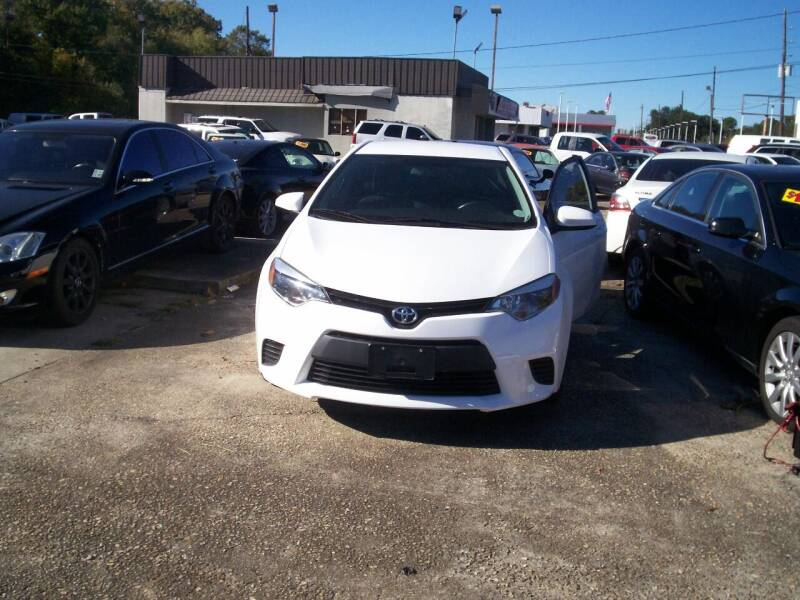 2014 Toyota Corolla for sale at Louisiana Imports in Baton Rouge LA