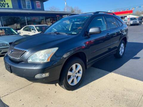 2004 Lexus RX 330 for sale at Wise Investments Auto Sales in Sellersburg IN