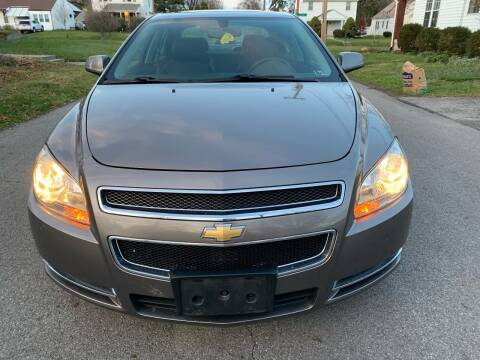 2010 Chevrolet Malibu for sale at Via Roma Auto Sales in Columbus OH
