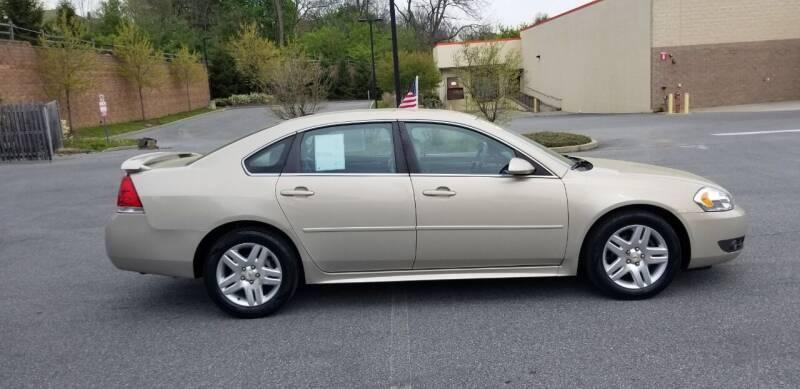 2011 Chevrolet Impala for sale in Bethlehem, PA