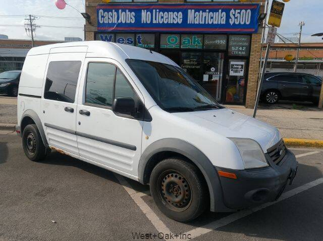 2013 Ford Transit Connect for sale at West Oak in Chicago IL