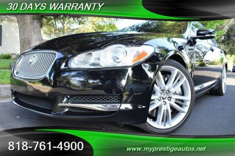 2011 Jaguar XF for sale at Prestige Auto Sports Inc in North Hollywood CA
