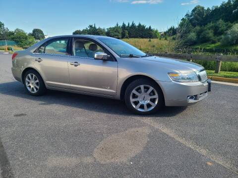 2008 Lincoln MKZ for sale at Lexton Cars in Sterling VA