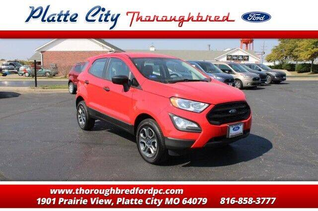 2020 Ford EcoSport for sale in Platte City, MO