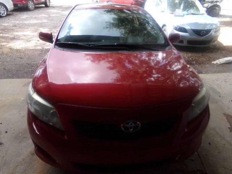 2009 Toyota Corolla for sale at Alabama Auto Sales in Semmes AL