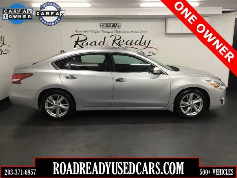 2013 Nissan Altima for sale at Road Ready Used Cars in Ansonia CT