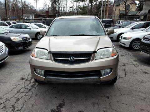 2002 Acura MDX for sale at Six Brothers Auto Sales in Youngstown OH