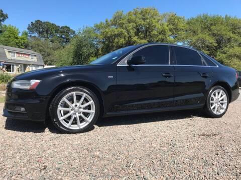 2015 Audi A4 for sale at #1 Auto Liquidators in Yulee FL