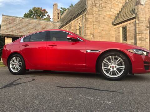 2018 Jaguar XE for sale at Reynolds Auto Sales in Wakefield MA