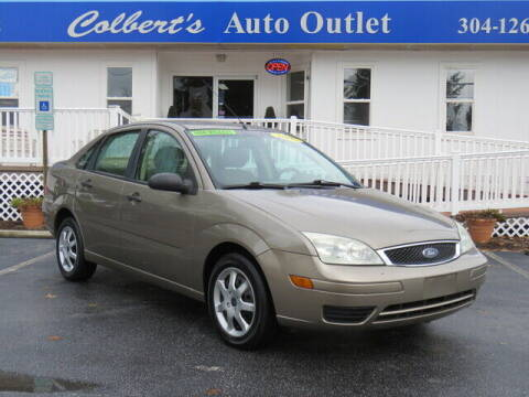 2005 Ford Focus for sale at Colbert's Auto Outlet in Hickory NC