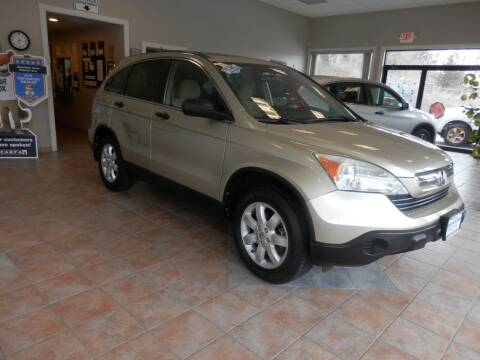 2009 Honda CR-V for sale at ABSOLUTE AUTO CENTER in Berlin CT