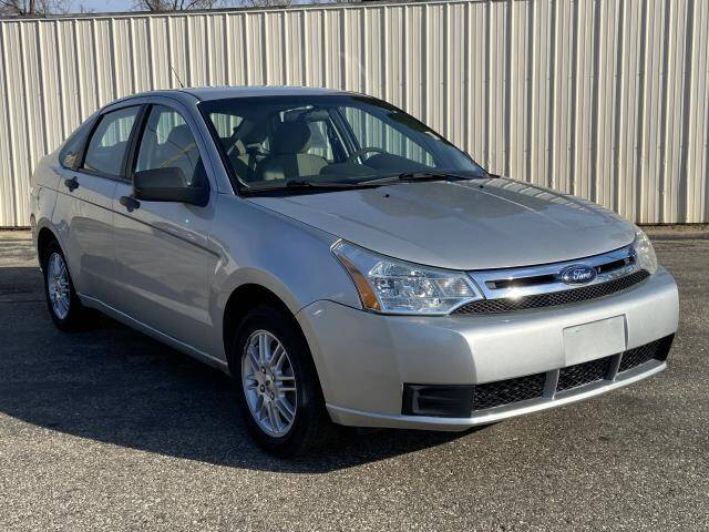 2009 Ford Focus for sale at Miller Auto Sales in Saint Louis MI