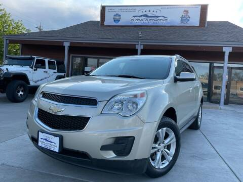 2015 Chevrolet Equinox for sale at Global Automotive Imports in Denver CO