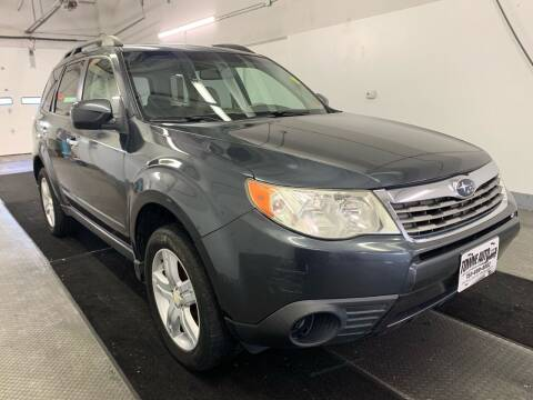 2010 Subaru Forester for sale at TOWNE AUTO BROKERS in Virginia Beach VA