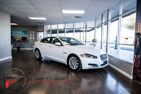 2014 Jaguar XF for sale at Fortis Auto Group in Las Vegas NV