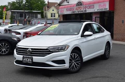 2021 Volkswagen Jetta for sale at Foreign Auto Imports in Irvington NJ