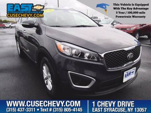 2018 Kia Sorento for sale at East Syracuse Performance Sales & Service in Syracuse NY