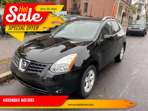 2008 Nissan Rogue for sale at ARXONDAS MOTORS in Yonkers NY