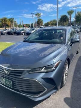 2019 Toyota Avalon for sale at PHIL SMITH AUTOMOTIVE GROUP - Toyota Kia of Vero Beach in Vero Beach FL
