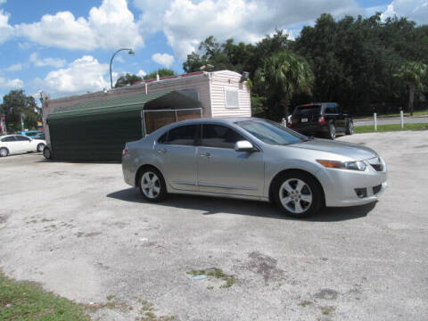 2009 Acura TSX for sale at Orlando Auto Motors INC in Orlando FL