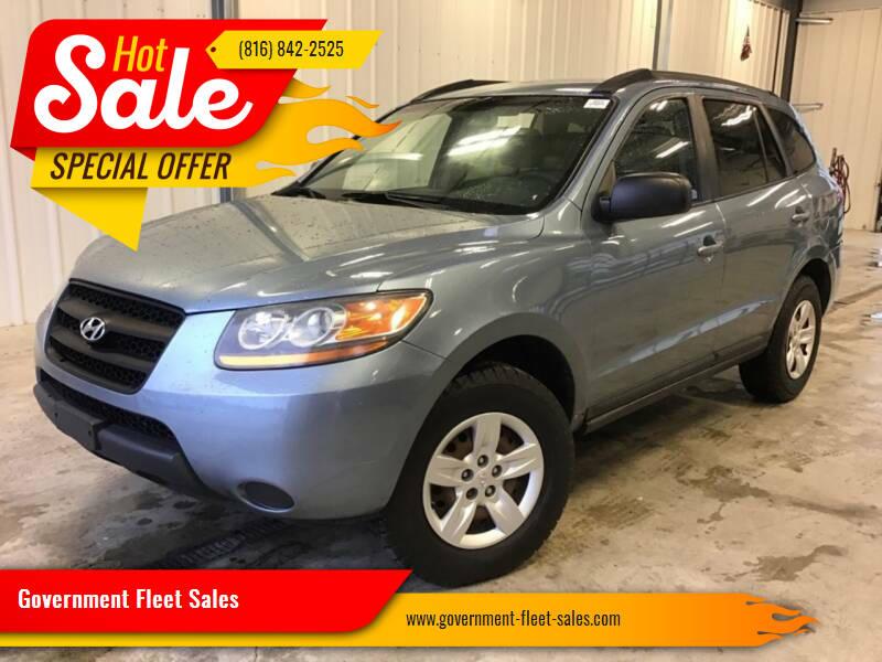 2009 Hyundai Santa Fe for sale at Government Fleet Sales - Buy Here Pay Here in Kansas City MO